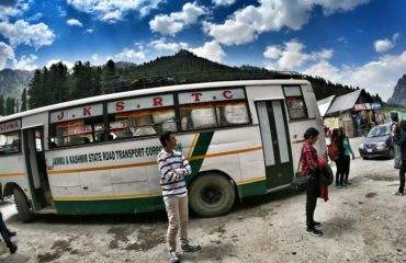 Local bus to leh