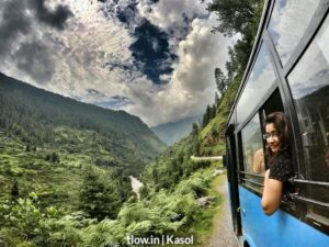 Kasol Bus Ride